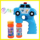 卡通泡泡槍泡泡機玩具兒童全自動不漏水七彩聲光電動吹泡機補充液