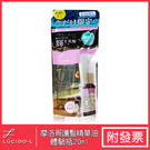 LUCIDO-L 樂絲朵-L 摩洛哥護髮精華油免沖洗 20ml 輕巧體驗瓶 (滋潤 潤髮 沙龍 美髮)【DDBS】
