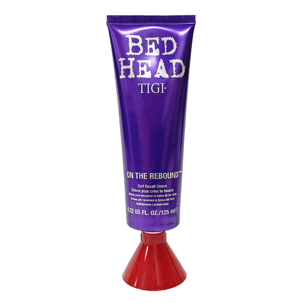 美國 TIGI Bed Head 捲髮專用造型髮霜 Curl Recall Cream 125ml (On The Rebound)