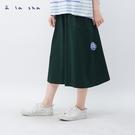 a la sha 阿財烏龍可愛綁帶褲裙