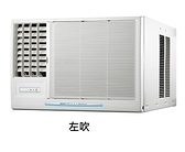 ↙0利率↙SANLUX三洋約8~9坪定頻冷專窗型冷氣SA-L50FEA或SA-R50FEA【南霸天電器百貨】