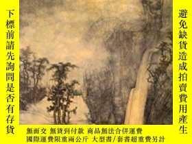 二手書博民逛書店Monumental罕見Landscapes Of Li Hua