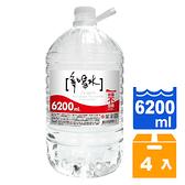 味丹 多喝水 礦泉水 6200ml (2入)x2箱【康鄰超市】