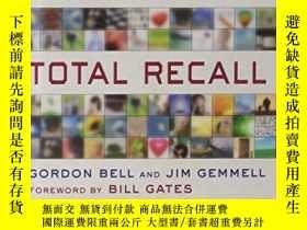 二手書博民逛書店Total罕見RecallY362136 Gordon Bell; Jim Gemmell Dutton, 2