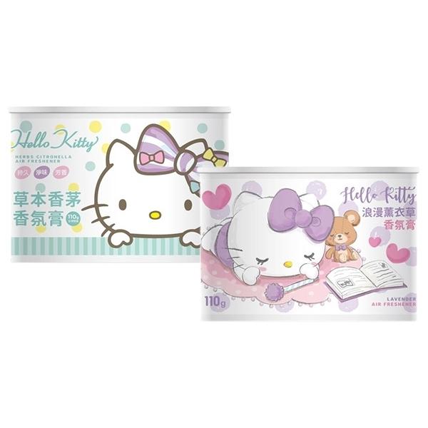 Hello Kitty/角落小夥伴 香氛膏(110g) 款式可選 【小三美日】三麗鷗授權