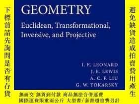 二手書博民逛書店Solutions罕見Manual to Accompany Classical Geometry: Euclid