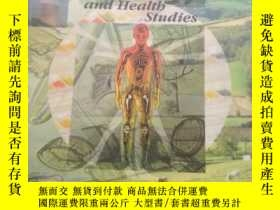 二手書博民逛書店HUMAN罕見BIOLOGY and healtb studie