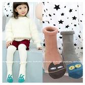 嬰兒襪 撞色動物加厚止滑襪 鬆口毛圈捲邊寶寶襪 (0-4歲) CA1751 好娃娃