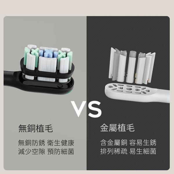 素士聲波電動牙刷 X3U 音波 牙刷 自動牙刷 美白 震動 超聲波 小米 家用 旅行 智能牙刷 防水