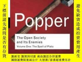 二手書博民逛書店The罕見Open Society And Its Enemies, Volume IY255562 Karl