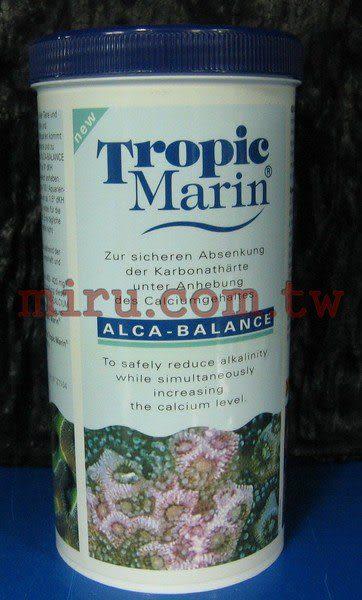 【西高地水族坊】Tropic Marin 海洋鈣鹼平衡劑400g