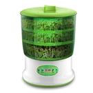 容威豆芽機全自動家用三層雙層豆芽機發芽機黃豆綠豆催芽機豆芽灌快速出貨