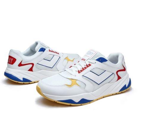 PONY  Modern男款老爹鞋復古慢跑鞋-NO.91M1MD01RB