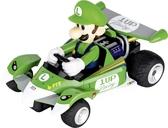 《 任天堂 》超級瑪利歐 F1賽車 - 路易奇 /  JOYBUS玩具百貨