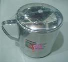 **好幫手生活雜鋪**白鐵杯 12CM----茶杯 開水杯 熱水杯  不鏽鋼杯