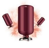 乾衣機 TCL烘干機家用寶寶衣物風干機靜音省電暖衣架小圓型干衣機速干衣 艾維朵
