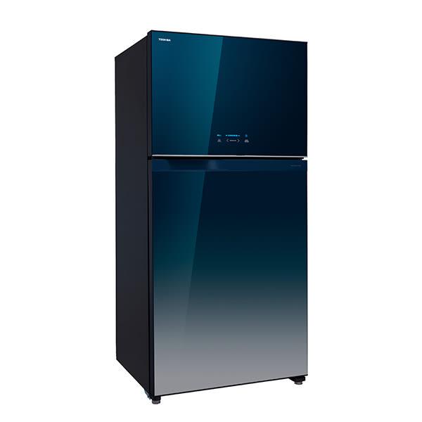 『TOSHIBA東芝 』554公升變頻玻璃鏡面雙門電冰箱 GR-WG58TDZ **免費基本安裝**