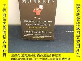 二手書博民逛書店混亂的猴子罕見英文 Chaos Monkeys Intl 管理科學 Antonio Garcia Martinez