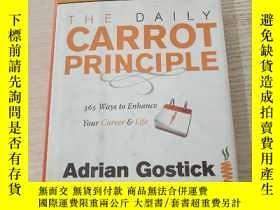 二手書博民逛書店Daily罕見Carrot Principle每日胡蘿蔔原則Y2