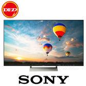 SONY 索尼 KD-55X9300E 55吋 液晶電視 超薄背光 4K HDR 公貨 送北區壁裝+HDMI線+壁掛架