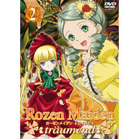 動漫 - 薔薇少女 彷如夢境 Rozen Maiden DVD VOL-2