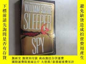 二手書博民逛書店外文書罕見STEEPER SPY 共406頁Y15969