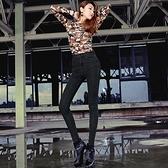 牛仔褲-時尚基本款輕彈舒適修身小腳女長褲73mk18【巴黎精品】