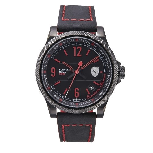 FERRARI  速度感時尚鍊帶腕錶/0830271