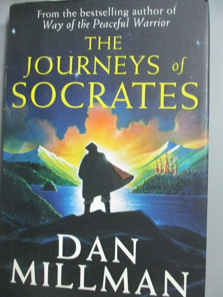 【書寶二手書T7/一般小說_YJE】The Journeys Of Socrates_Millman, Dan