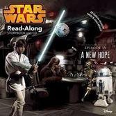 ~麥克 ~STAR WARS A NEW HOPE 星際大戰第四部英文繪本附CD ‧聽迪士