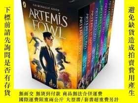 二手書博民逛書店阿特米斯奇幻歷險系列8冊罕見Artemis Fowl 電影小說課外讀物Y335736 Eoin Colfer