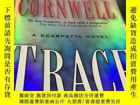 二手書博民逛書店Trace--Patricia罕見Cornwell(16開精裝英