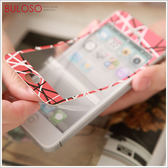 《不囉唆》5色幾何線條 Iphone 5 前後保護貼 手機裝飾防護貼(不挑色/款)【A261494】