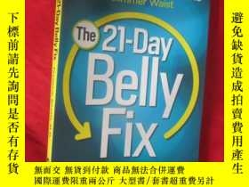 二手書博民逛書店The罕見Belly Fix: Shrink Your Gut,
