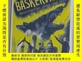 二手書博民逛書店原版罕見The Hound of the Baskerville