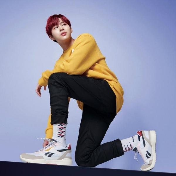 KUMO SHOES-現貨 Reebok X Wanna One ROYA BRIDGE 2.0 復古運動鞋 DV5168