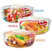 泰國 Fashion Food 濃郁泰式酸辣蝦湯/濃郁雞湯/泰式酸辣海鮮 碗麵 65g 泡麵【BG Shop】3款供選