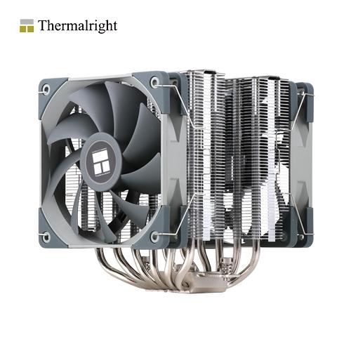 Thermalright 利民 Peerless Assassin 120 PA120 CPU散熱器 塔散 6導管 TL-C12風扇*2 TR0186