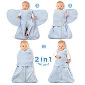 【好康618】嬰兒包裹式睡袋純棉新生兒防驚跳襁褓寶寶
