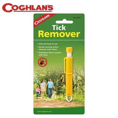 丹大戶外【Coghlans】加拿大 TICK REMOVER 硬蜱拔除器 0015