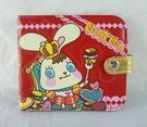 【震撼精品百貨】 Bunny King_邦尼國王兔~皮夾『紅』