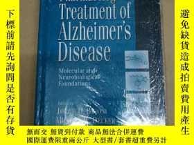 二手書博民逛書店Pharmacological罕見Treatment Of Al
