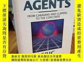 二手書博民逛書店Travel罕見Agents: From Caravans and Clippers to the Concord