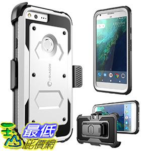 [美國直購] i-Blason 藍白兩色 Google Pixel XL Case (5.5吋) Case [Armorbox] 手機殼 保護殼