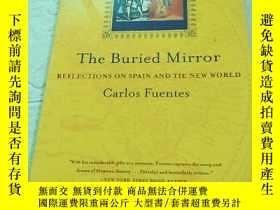 二手書博民逛書店The罕見Buried Mirror: Reflections