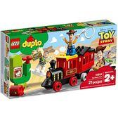 樂高積木 LEGO《 LT10894 》Duplo 得寶系列 - 玩具總動員火車Toy Story Train╭★ JOYBUS玩具百貨