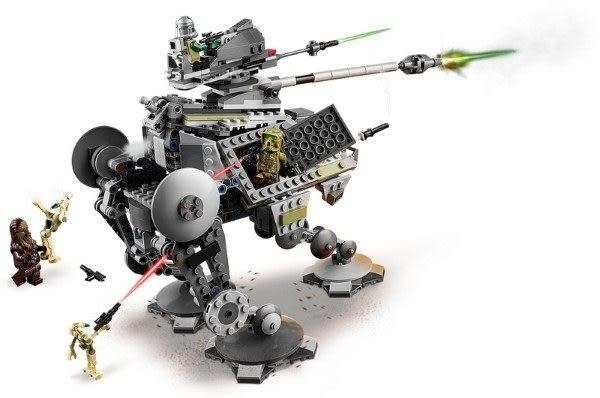 【LEGO樂高】STAR WARS AT-AP 裝甲走獸 #75234