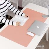 滑鼠墊 筆記本電腦墊桌墊防水超大號滑鼠墊寫字台墊鍵盤墊辦公桌墊 朵拉朵YC