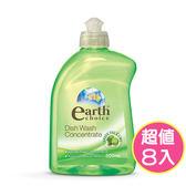 【澳洲Natures Organics】植粹濃縮洗碗精-綠茶萊姆500mlx8入