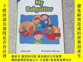二手書博民逛書店My罕見Babysitter(Social Studies)Y2